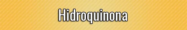 Hidroquinona