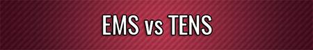 EMS vs TENS