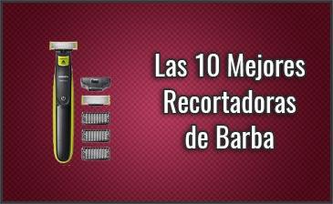 La Mejor Recortadora de Barba / Cortabarbas – ¿Qué comprar? También Buenas y Baratas, Comparativa(Junio 2019)