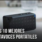 El Mejor Altavoz Portátil con Bluetooth – ¿Qué comprar? Potentes, Buenos y Baratos, Comparativa, Opiniones