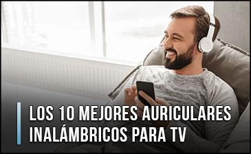mejor-auricular-inalambrico-para-TV