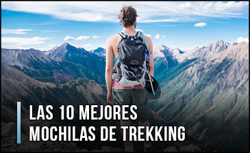 Las 10 Mejores Mochilas de Trekking Comparativa (Jun. 2019)