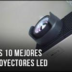 El Mejor Proyector LED del 2019 - ¿Qué comprar? Comparativa, también HD y Full HD, Buenos y Baratos