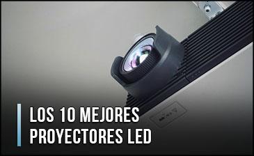 El Mejor Proyector LED del 2021 - ¿Qué comprar? Comparativa, también HD y Full HD, Buenos y Baratos