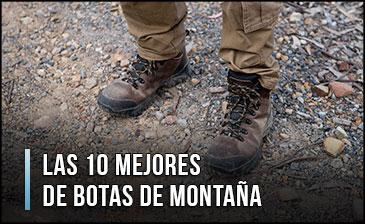 Las Mejores Botas de Montaña del 2020 - ¿Qué comprar? Comparativa, Baratas y Buenas